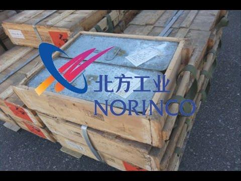 Norinco 5.56x45 NATO 1200 round crate unboxing