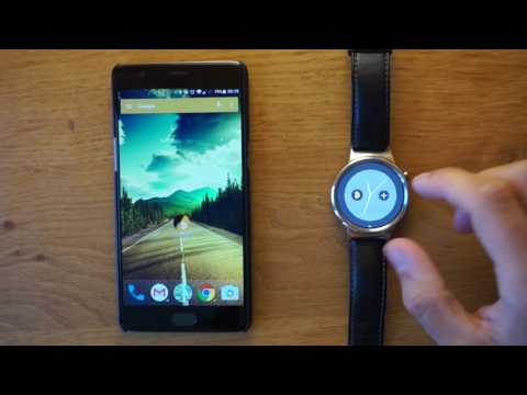 CryptoWatch - Android Wear Watchface Demo