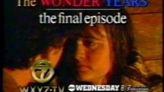 The Wonder Years - Series Finale Promo