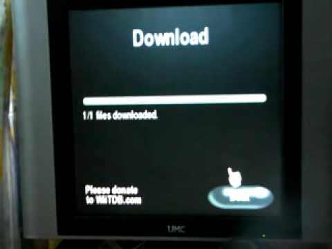 Wii (black) limited edition wii flow homebrew channel  [HD]