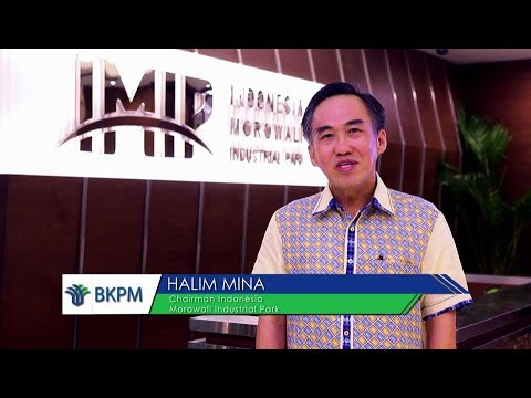 PT. Indonesia Morowali Industrial Park Testimonial to 3-Hour Investment Licensing Service