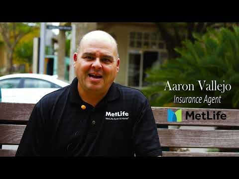 Aaron MetLife Insurance Agent