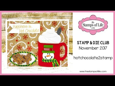 The Stamps of Life: hot chocolate2stamp Clear Stamps & Dies