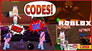 Roblox Epic Minigames Gameplay! 2 Codes de travail dans la description! AVERTISSEMENT FORT!