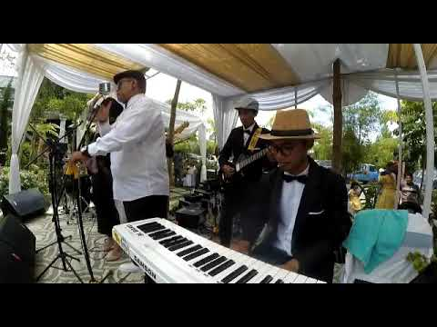 Elband.management   cover song   prahara cinta - hedy yunus   not for sure jazz or not