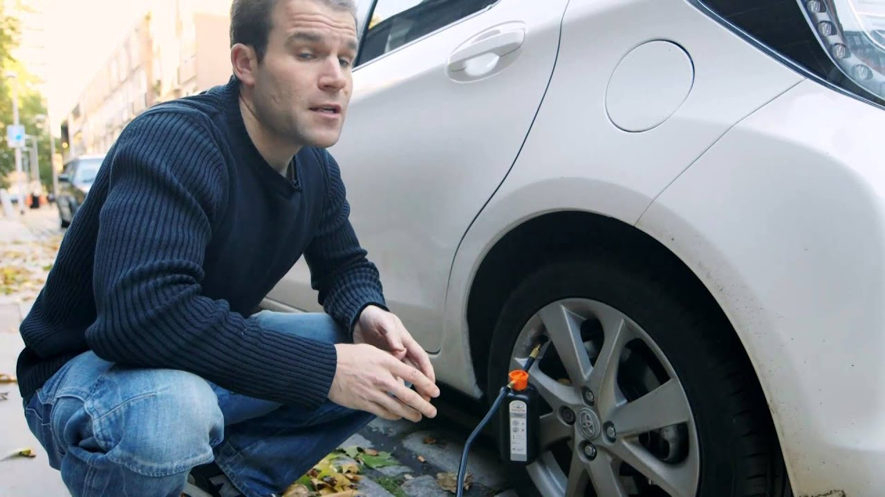 How To Use A Tyre Repair Kit Which Guide Youtube