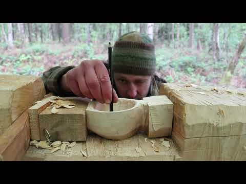 Download How To Carve A Kuksa With Hand Tools - Paul Adamson