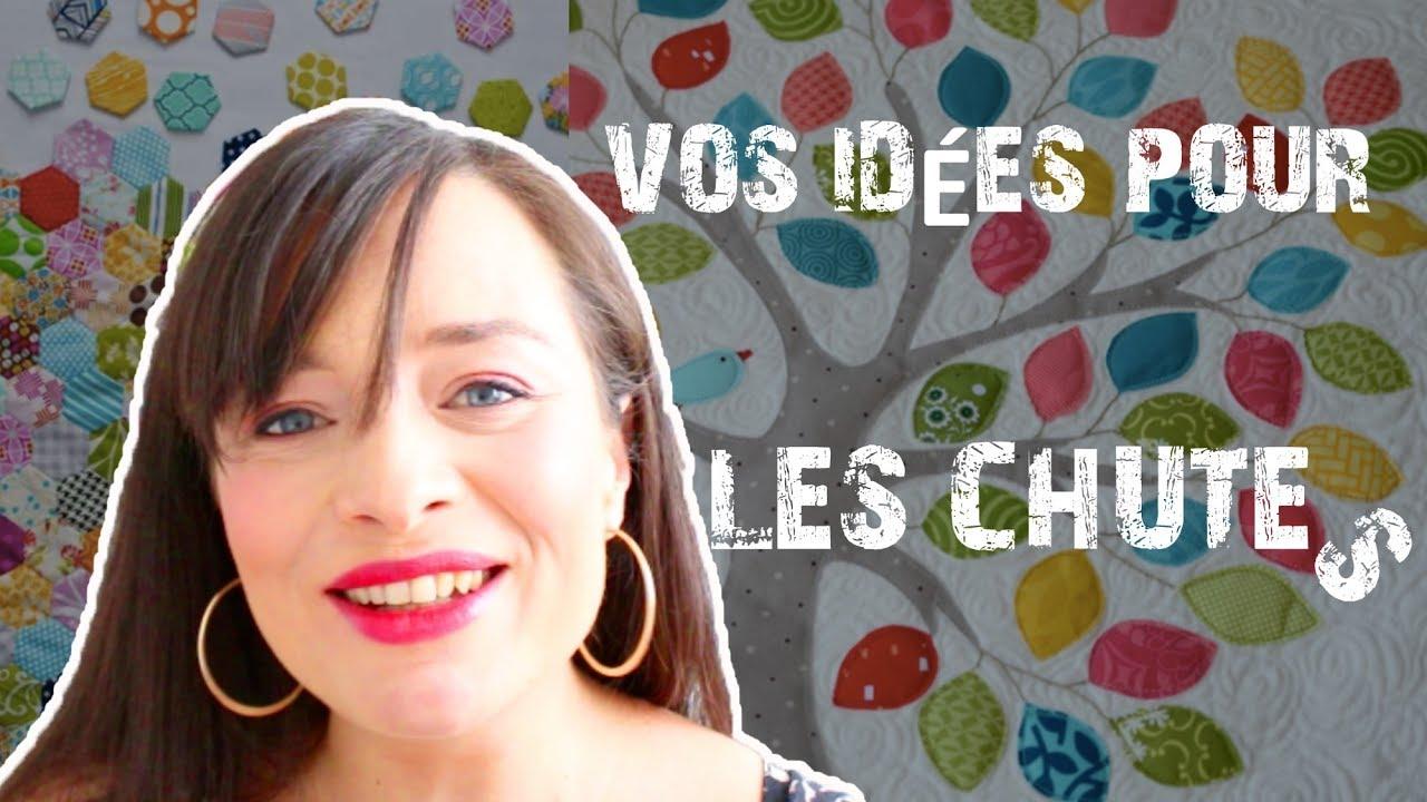 Comment Faire Un Tableau Avec Du Tissu couture et tissus : vos idées pour les chutes !