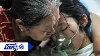 Mẹ cứu con, từ chối điều trị ung thư qua đời   VTC