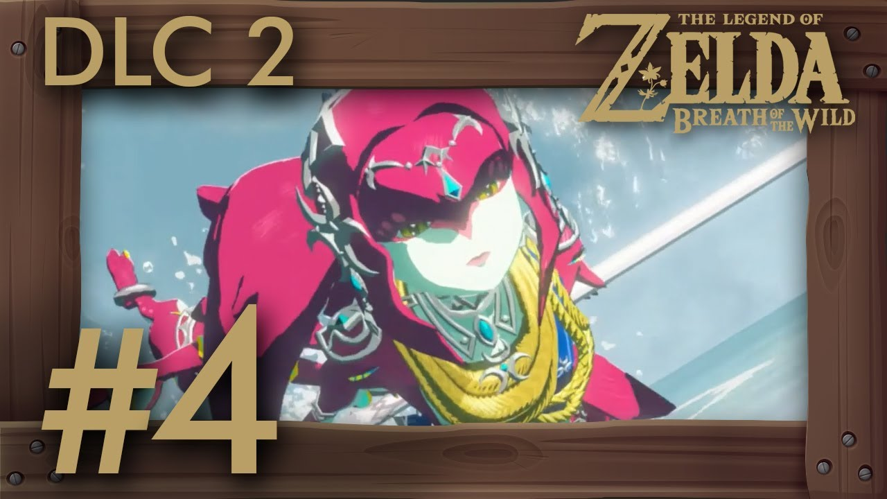 Zelda Breath Of The Wild Champions Ballad Part 4 Mipha S Song All Shrine Locations Solutions Youtube