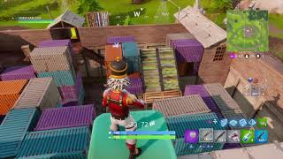 Fortnite SOLO WIN MIT CRACKSHOT(Nussknacker) OUTFIT