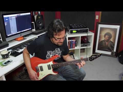 The Strangest Blues You Ever Heard - Vola Guitars