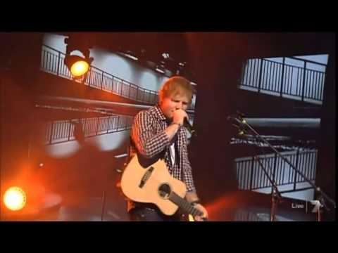 Ed Sheeran - Don't LIVE
