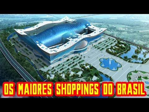 OS 10 MAIORES SHOPPING DO BRASIL