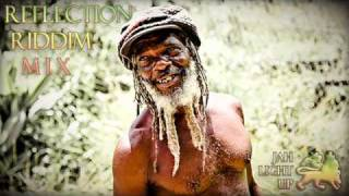 Reflection riddim Mix (Treasure Chest Records) - Jah Light Up