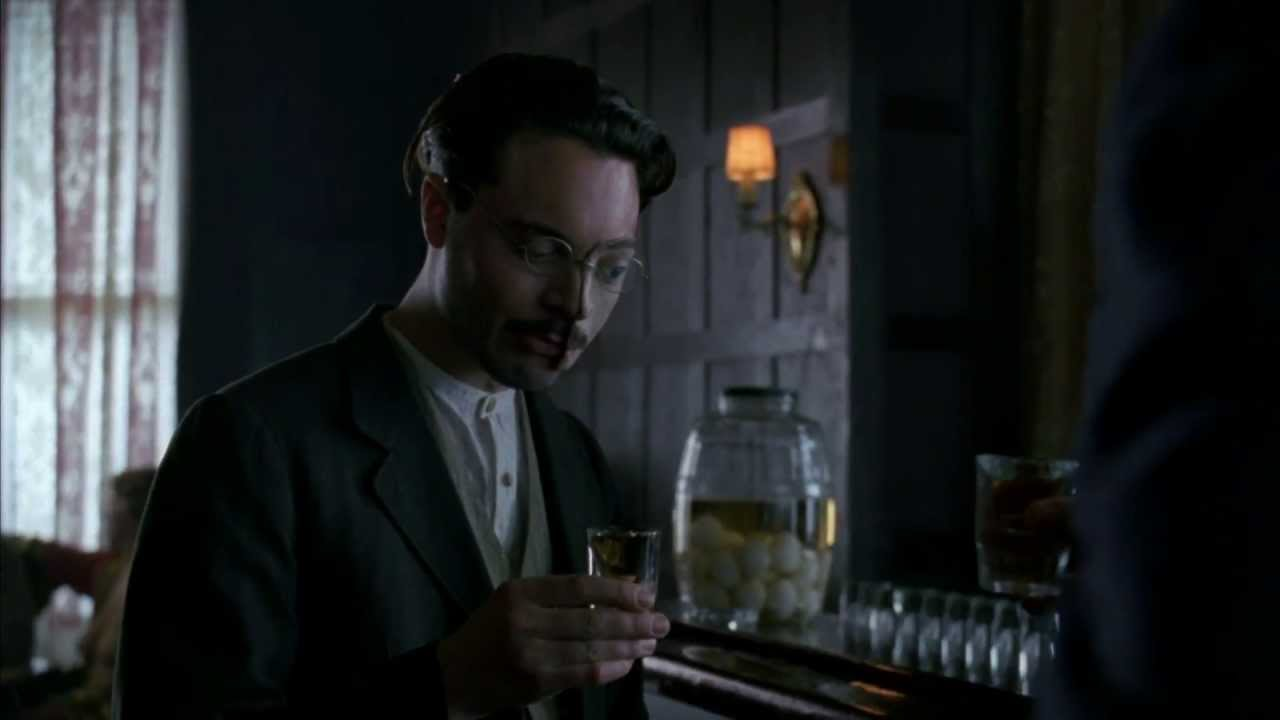Boardwalk Empire - Enter Richard Harrow - YouTube