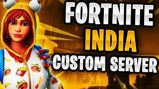 🔴 Fortnite India Live | Custom Games @8pm | DUO's RN | Creator Code- exellar