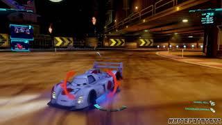 Cars 2: The Video Game | Shu Todoroki - Pipeline Sprint! | WhitePotatoYT!