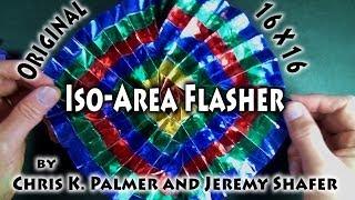 Original 16X16 Iso-Area Flasher