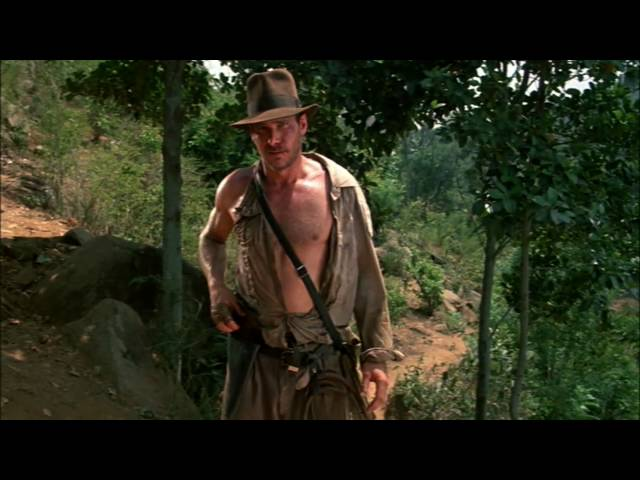 Indiana Jones and the Temple of Doom (1984) - Movie Trailer [HD] Travel Video