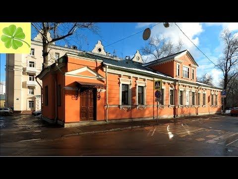 Москва. Прогулка по Немецкой Слободе (Nemetskaya Sloboda) февраль 2020 г.