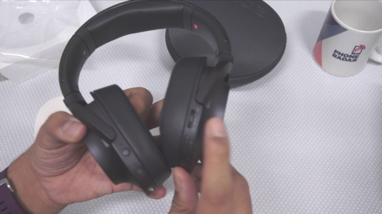 Sony Mdr 100abn Hear Headphone Unboxing Phoneradar Youtube On Wireless Noice Cancelling Blue