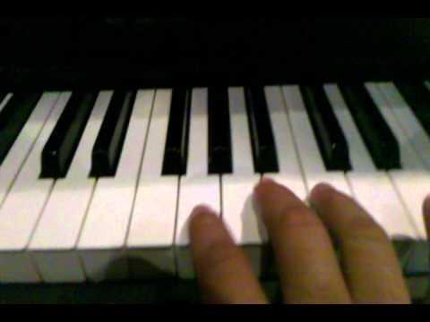 Like a g6 on piano