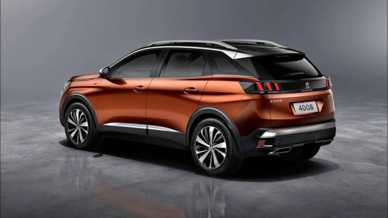 paris motor show 2016 peugeot 4008 youtube. Black Bedroom Furniture Sets. Home Design Ideas