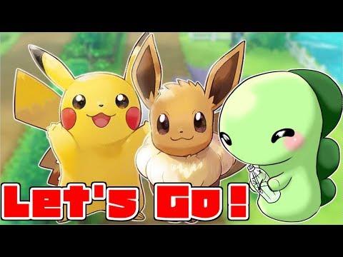 ポケットモンスター Let's Go! ピカチュウ やる。【はじめから】