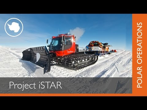Project iSTAR : Stability of the West Antarctic Ice Sheet