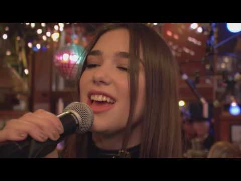 "Dua Lipa ""Be the one"" live  @ Inas Nacht 17.7.2016"