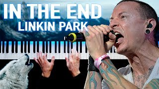 Download Linkin Park - In The End | Piano cover | Mellen Gi & Tommee Profitt Remix Mp3 and Videos