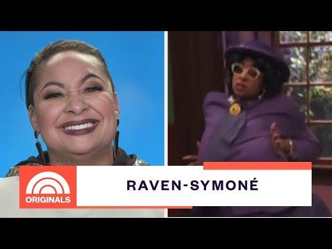 Disney Channel Star Raven-Symoné Talks Favorite 'That's So Raven' Episodes | Today