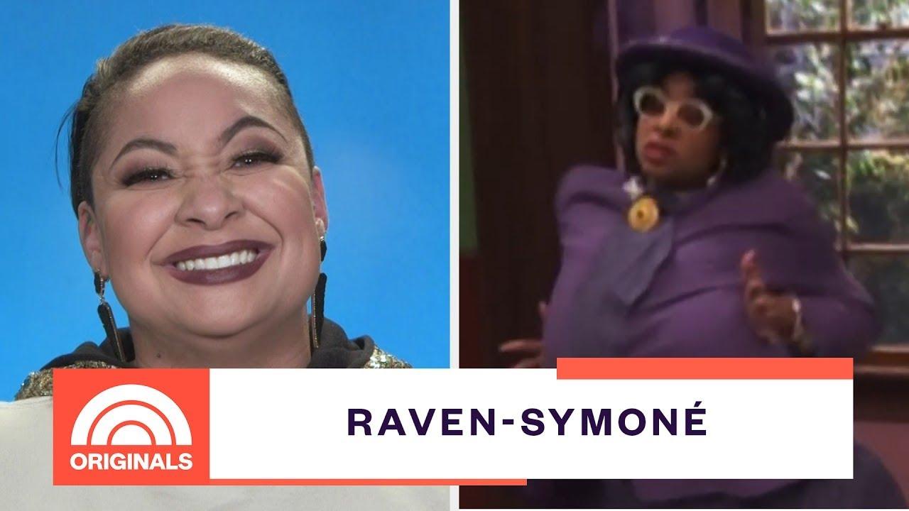 Raven Baxter svorio netekimas
