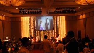 Video of Nigel & Suyin's Wedding Reception - Part 2