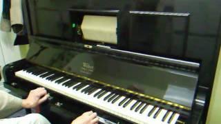 Caldonia - Boogie Weber Pianola Piano .avi