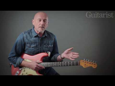Gary Moore's Original Red Strat vs Fender's Custom Shop Replica