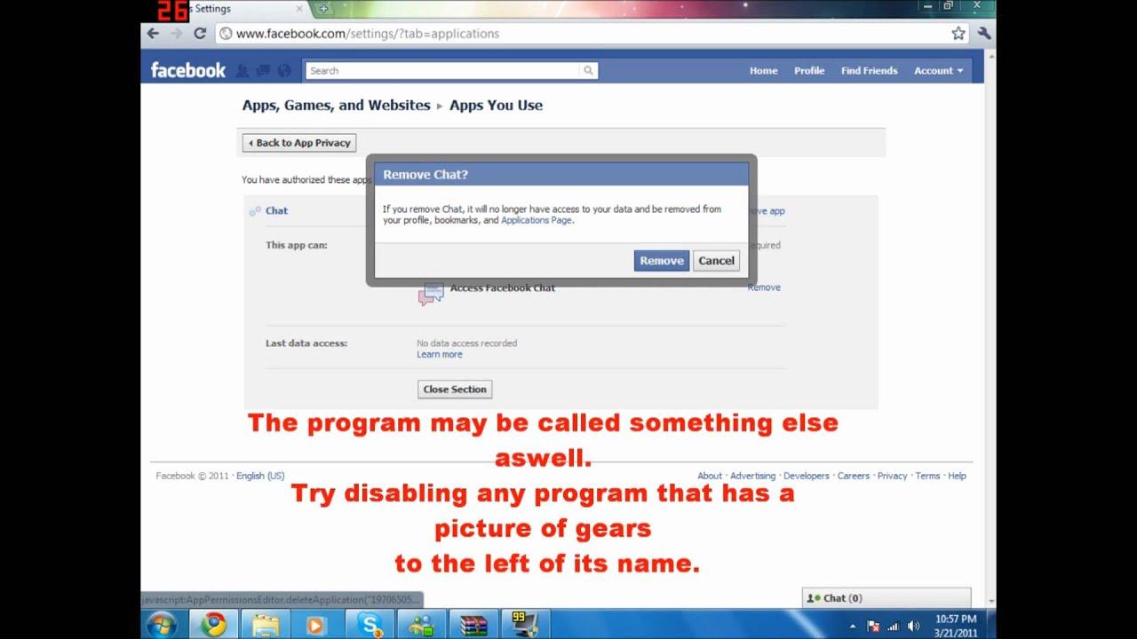Msn virus foto facebook