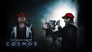 COSMOS - 'Making of' Featurette - BMPCC Sci-Fi Feature Film