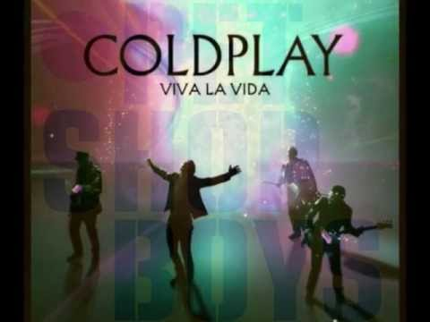 Coldplay - Viva la Vida vs Pet Shop Boys - Home and Dry vs Alizee - J