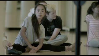 Dream Up in the USA with Alonzo King : when the children bloom through the practice of Art