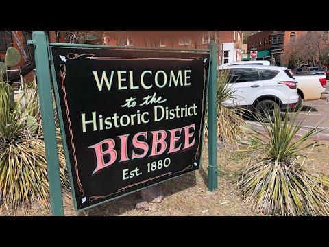 Bisbee -Tombstone-Benson AZ Runaway Camper Adventures