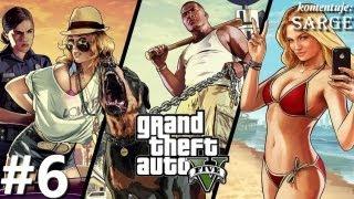 Zagrajmy w GTA 5 (Grand Theft Auto V) odc. 6 - Strzelba w ręce i jedziemy!