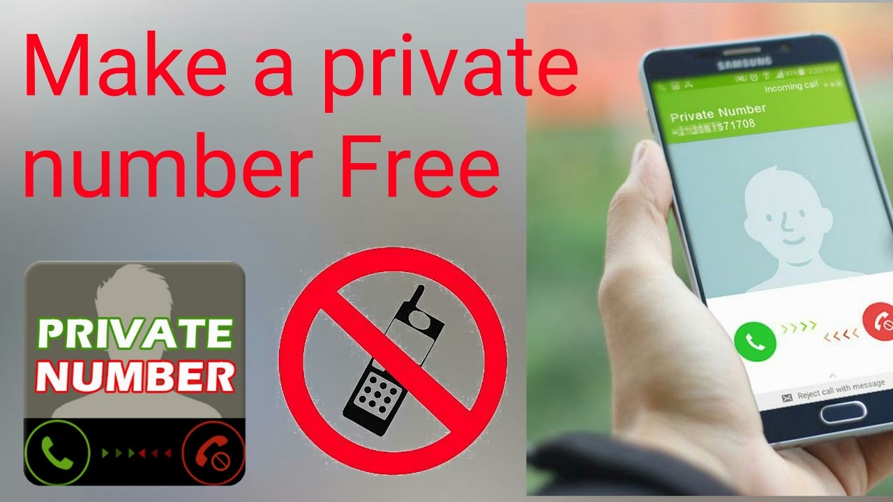 how to make private number call