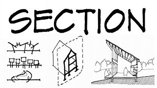 Sections For Architectural Sketches - Architecture Daily Sketches