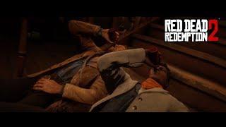 Red Dead Redemption 2 #13 - Eine wilde Nacht - GamerBaron