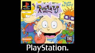 Rugrats Search for Reptar OST - Toy Palace