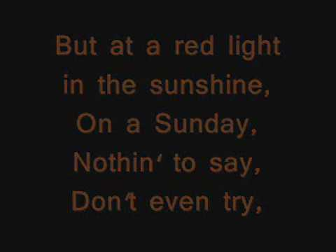 Red light- David Nail lyrics