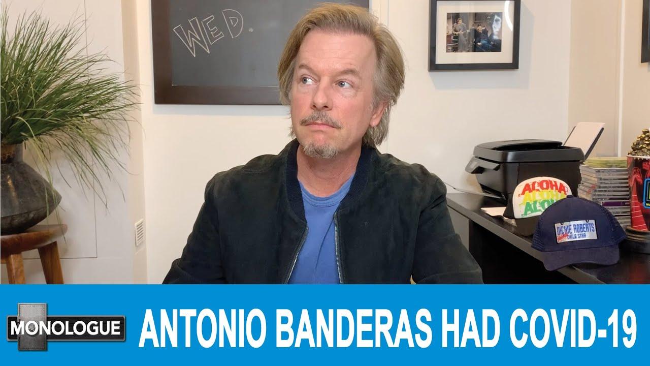 ANTONIO BANDERAS HAD COVID-19 - IN THE BUNKER MONOLOGUE (08/12/2020)