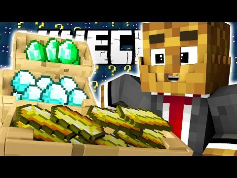 HOW TO BECOME THE RICHEST MINECRAFTER - ASTRAL LUCKY BLOCK M